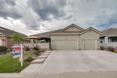 Lone Tree Single Family Home Under Contract: 9077 Meadow Hill Circle