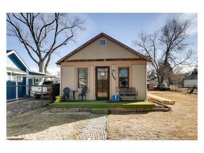 Aurora, Denver Single Family Home Under Contract: 2092 Elmira Street