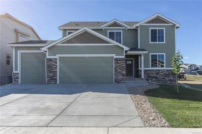 Johnstown Single Family Home Under Contract: 3126 Dunbar Way