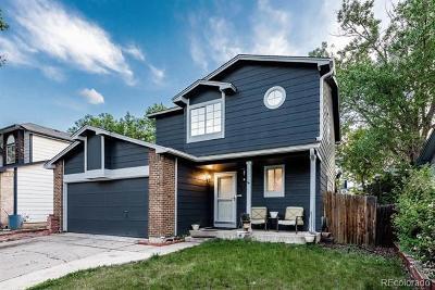 Arvada Single Family Home Active: 6243 Xavier Street
