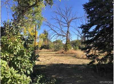 Lakewood Residential Lots & Land Active: 8231 West Mississippi Street
