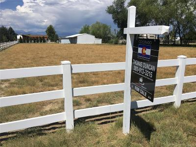 Longmont Single Family Home Under Contract: 13551 Elmore Road