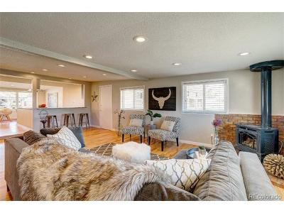 Golden Single Family Home Active: 4410 Gladiola Street