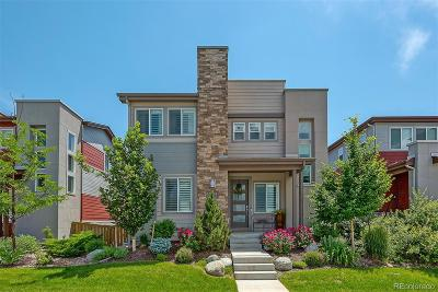 Highlands Ranch Single Family Home Under Contract: 3384 Cranston Circle