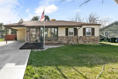 Denver Single Family Home Under Contract: 1341 South Forest Way