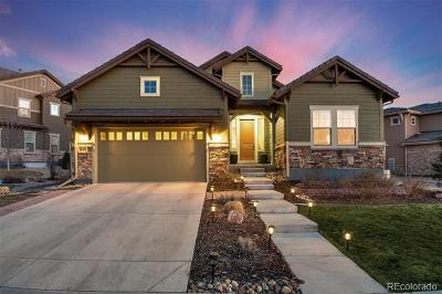 Highlands Ranch Single Family Home Active: 10560 Soulmark Way