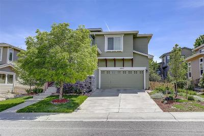 Highlands Ranch Single Family Home Active: 10842 Brooklawn Road