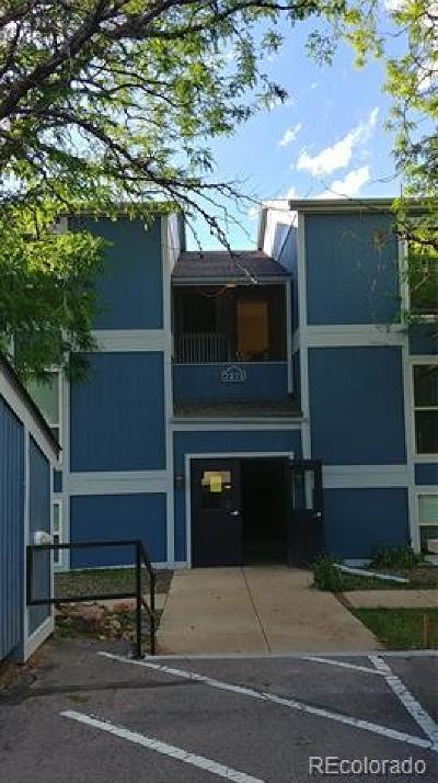 Centennial Condo/Townhouse Active: 7275 South Xenia Circle #F