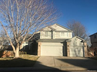 Littleton CO Single Family Home Under Contract: $435,000