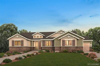 Erie Single Family Home Active: 2840 Eagle Circle