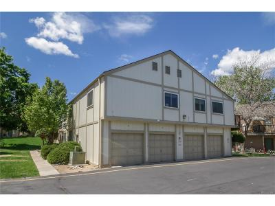 Littleton Condo/Townhouse Under Contract: 7700 West Glasgow Place 20-B #20B