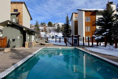 Routt County Condo/Townhouse Active: 1945 Cornice Drive #D303
