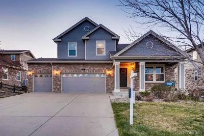 Aurora Single Family Home Active: 267 North Coolidge Way