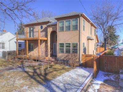 Wheat Ridge Single Family Home Active: 3106 Benton Street