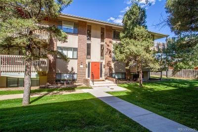 Boulder Condo/Townhouse Under Contract: 600 Manhattan Drive #C11