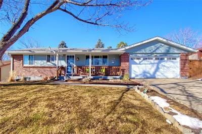 Lakewood Single Family Home Active: 2577 South Flower Street