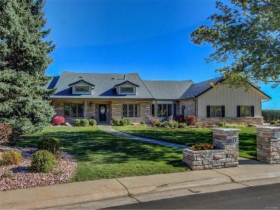Golden Single Family Home Active: 14677 West Cedar Avenue
