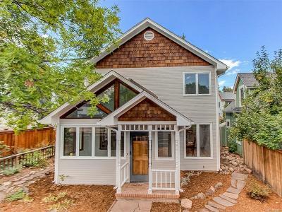 Boulder Single Family Home Active: 2313 Pine Street