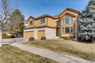 Denver Single Family Home Active: 5407 West Prentice Circle
