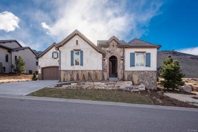 Littleton Single Family Home Under Contract: 8095 Galileo Way