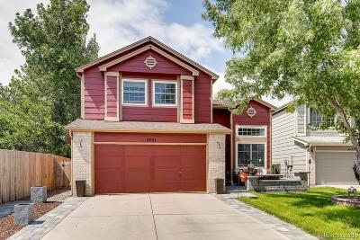 Denver Single Family Home Under Contract: 4051 Dunkirk Court