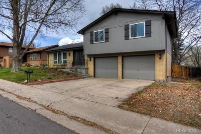 Denver Single Family Home Active: 4090 South Spruce Street
