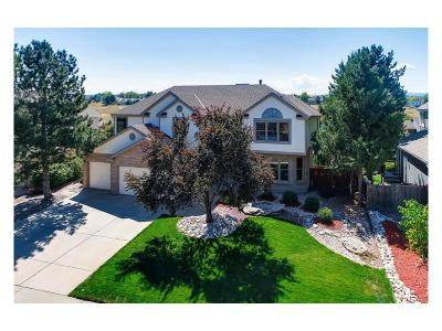 Highlands Ranch Single Family Home Under Contract: 2076 Glenhaven Drive