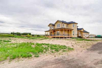 Parker, Franktown Single Family Home Active: 1510 North Castlewood Canyon Road