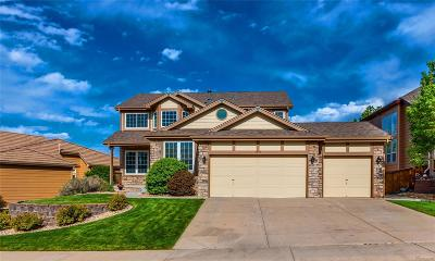 Highlands Ranch Single Family Home Under Contract: 2855 Clairton Drive