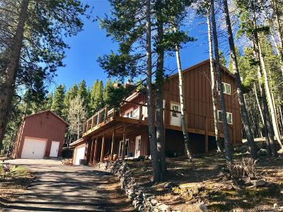 Conifer, Evergreen Single Family Home Active: 10807 Timothys Drive