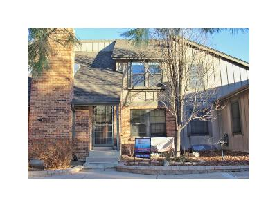 Centennial Condo/Townhouse Under Contract: 8022 East Phillips Circle