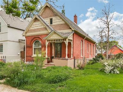 Single Family Home Sold: 120 West Maple Avenue
