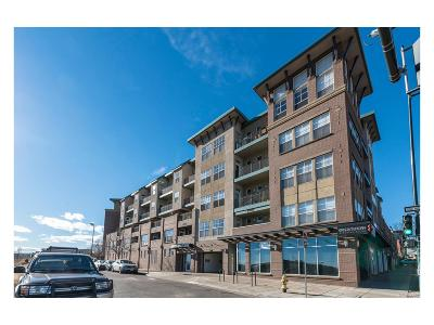 Condo/Townhouse Under Contract: 1441 Central Street #508
