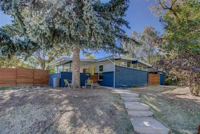 Centennial Single Family Home Under Contract: 3188 East Maplewood Avenue