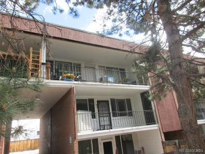 Lakewood Rental Active: 10165 West 25th Avenue #101