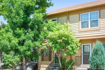 Centennial Condo/Townhouse Under Contract: 2623 East Nichols Circle