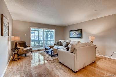 Denver Condo/Townhouse Active: 785 South Alton Way #2A