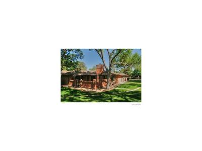 Denver Condo/Townhouse Under Contract: 6000 West Mansfield Avenue #9