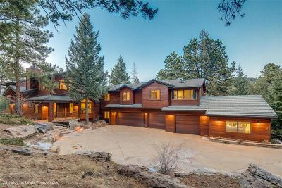 Golden Single Family Home Active: 1745 Foothills Drive