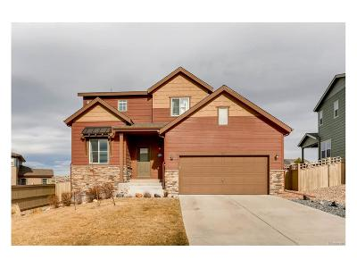 Castle Rock Single Family Home Under Contract: 127 Dunsinane Lane
