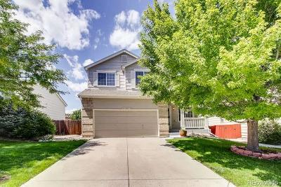 Parker Single Family Home Under Contract: 11231 Rodeo Circle