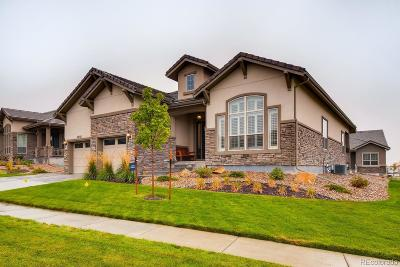 Broomfield Single Family Home Under Contract: 15737 Bison Run