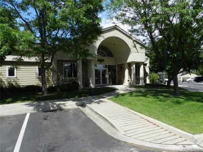 Aurora Condo/Townhouse Active: 9914 East Carolina Circle #101