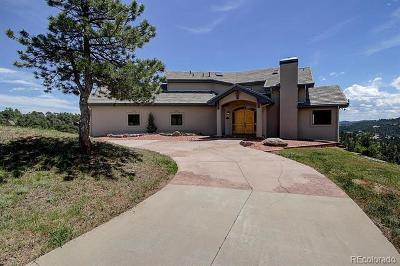 Golden Single Family Home Active: 156 South Lookout Mountain Road