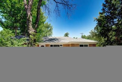 Wheat Ridge Single Family Home Under Contract: 3506 Newland Street