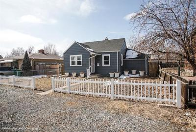 Single Family Home Active: 1315 Ames Street