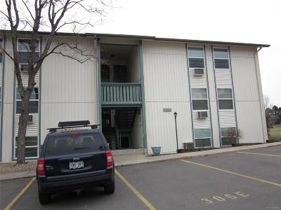 Aurora Condo/Townhouse Active: 2130 South Vaughn Way #306E