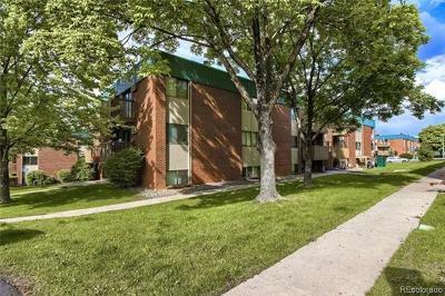 Denver Condo/Townhouse Active: 5995 West Hampden Avenue #C4