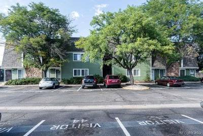 Aurora Condo/Townhouse Active: 922 South Peoria Street