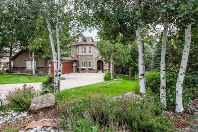 Castle Pines Single Family Home Under Contract: 7119 Forest Ridge Circle